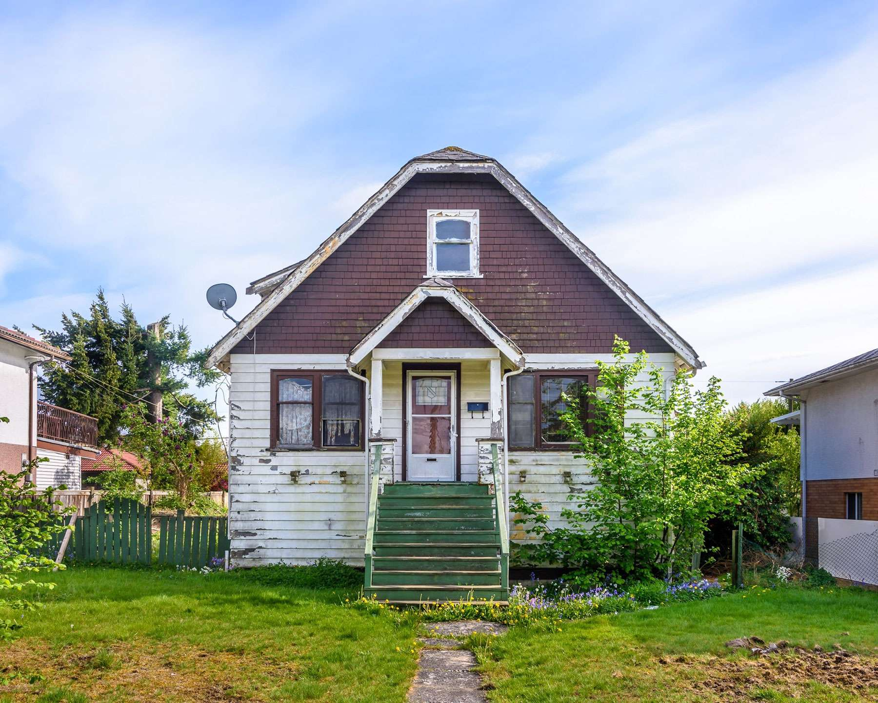Old house to be demolished