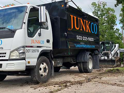 We'll Get Your Junk Gone For Good!